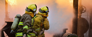 brandweerkleding reinigen