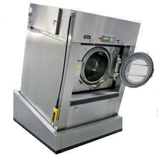 Bedrijfwasmachines XL inhoud 80kg, 100kg en 120kg