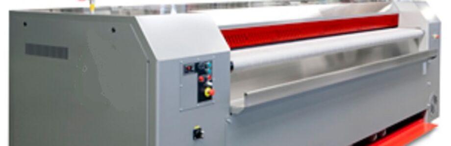 mangel UL mulde mangel Unimac van Goud Laundry Solutions
