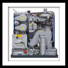 chemisch reinigingsmachine