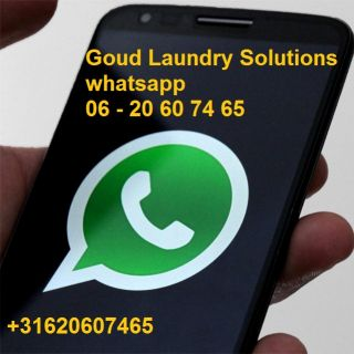 whatsapp professionele industriele wasapparatuur