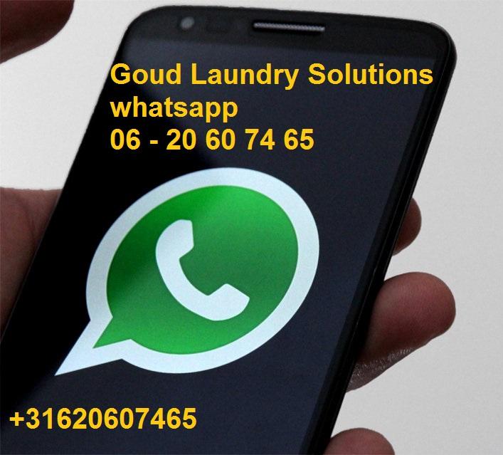 Whatsapp uw vraag of foto